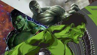 Download Incredible Hulk (Danny Elfman's Main Theme from Hulk 2003) All Hulks