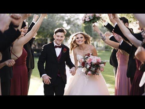 Parker + Rebecca | Phoenix Art Museum Wedding Teaser