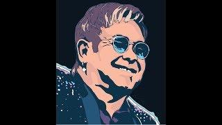 Elton John & Jack White - Two Fingers of Whiskey (With Lyrics!)