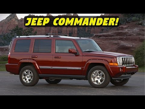 Jeep Commander - History, Major Flaws, & Why It Got Cancelled So Fast! (2006-2010)