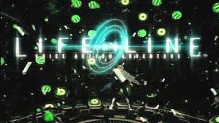 LIFELINE (Operator's Side) 2003 ps2 sci-fi horror adventure game trailer