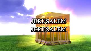 New Jerusalem  Instrumental w/ Lyrics