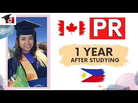 SUCCESS Story: International Student To Canadian PR - Step By Step By Pinoy OFW - PART 2