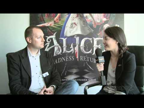 Alice: Madness Returns Interview