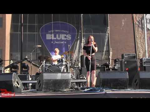 THE HI-JIVERS • Blood In My Mouth • NY State Blues Festival 6/28/18