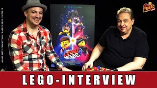 The Lego Movie 2 - Interview | Oliver Kalkofe