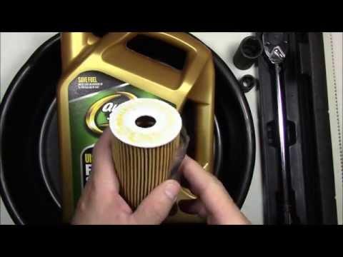 Oil & Filter Change Kia Sorento 2014 SXL 3.3 Liter 6 Cylinder Engine HD