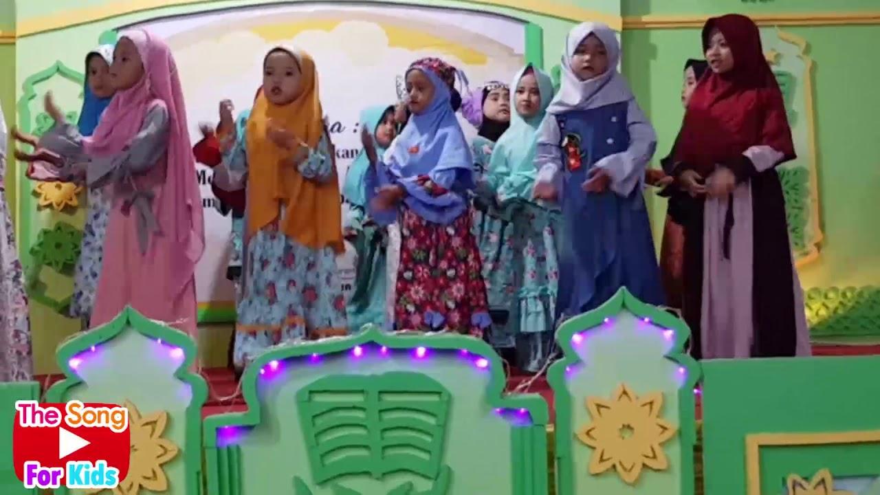 Tari Barakallah - Maher Zain - TK - RA Assalamah (Anak-anak Islam Pengoreng)