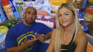 Gesund einkaufen - mit Sophia Thiel