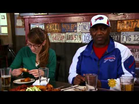 Super Bowl: Buffalo, birthplace of the chicken wing