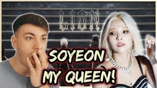 Gambar cover (G)I-DLE - 'LION' Official Music Video | REACTION!!! A GROUP FULL OF QUEENS