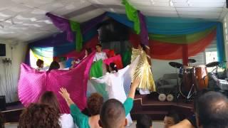 Danza Alli quiero estar (Barak)