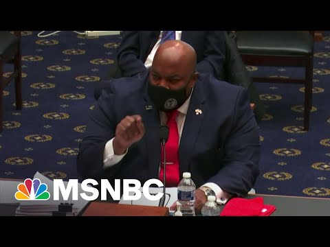 'Fireworks' As Witnesses, Leaders Clash At Senate Voting Rights Hearing | Craig Melvin | MSNBC