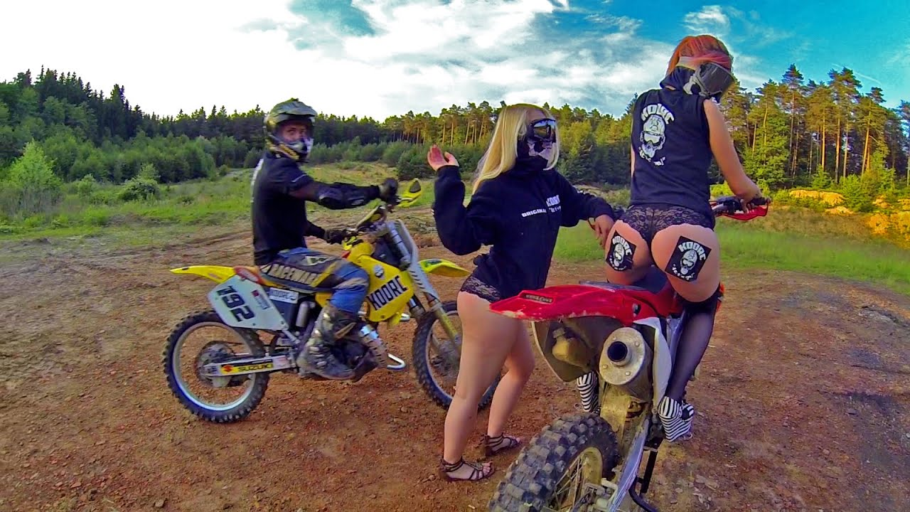 Motocross Girl Wallpaper Koorc Girls Summer 2015 Youtube