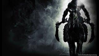 Ангелы и Демоны - Всадник Смерть  Darksiders 2 фантастика HD