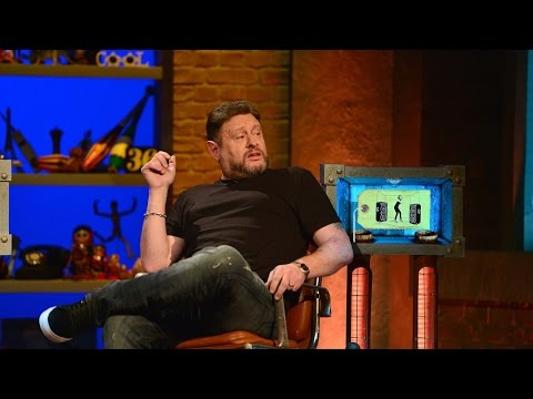 Shaun Ryder on football talk - Room 101 Series 5 Episode 5 Preview - BBC One