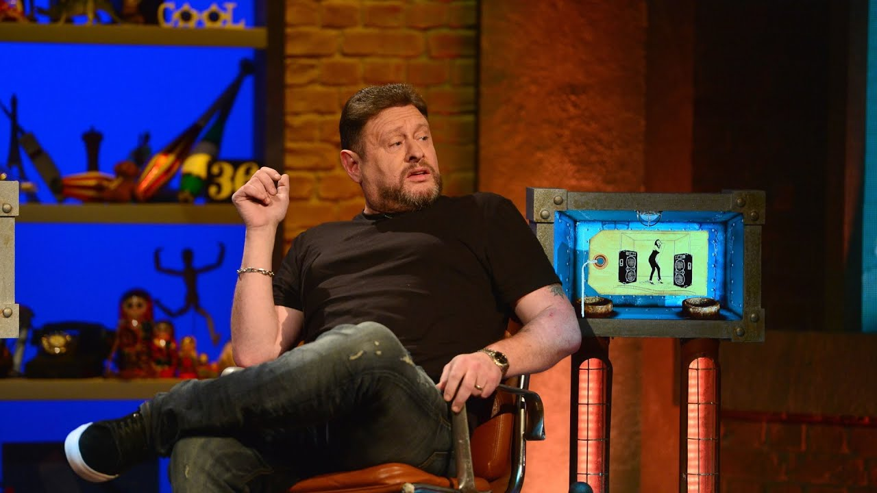 Shaun Ryder on football talk - Room 101 Series 5 Episode 5 Preview ...