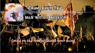 Gambar cover Raise Your Flag / MAN WITH A MISSION