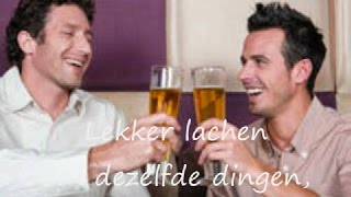 Klein Orkest - Vrienden II (tekst op clip)