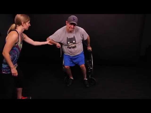 Adaptive Exercises: Balance