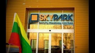 DruskininkaiRunners: Skypark batutų centre