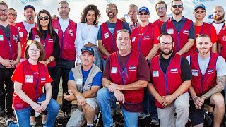 Lowe's And Kelly Rowland Celebrate 'renovation Across The Nation' With $3.8 Million Commitment