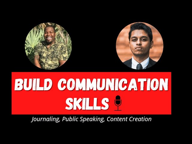 How to Improve Communication Skills: Engineer & Entrepreneurial Communication Skills
