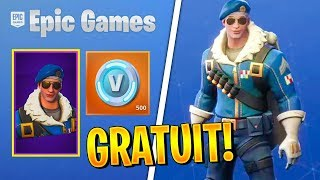 """HOW TO HAVE THE SKIN """"ROYALE BOMBER"""" ON FORTNITE!"""