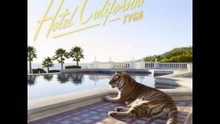 16. Tyga Dad's Letter Hotel California