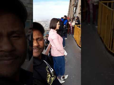 Balade au tour Eiffel Anderson JAOJOBY (partie 2)