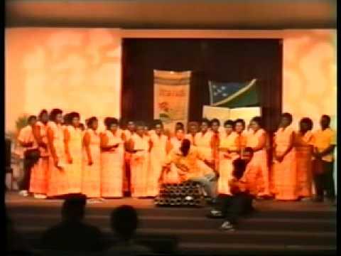 Sunvalley Choir-My Home Land Solomon