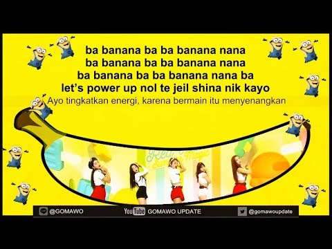Easy Lyric RED VELVET - POWER UP By GOMAWO [Indo Sub]