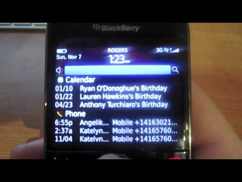 Blackberry Bold 9700 With OS 6 Review