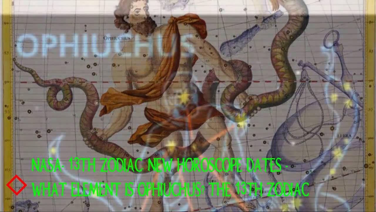 NASA, Astrology 13th zodiac New Horoscope dates What ...