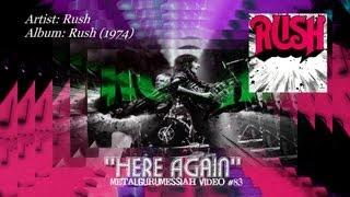 Here Again - Rush (1974) HD FLAC