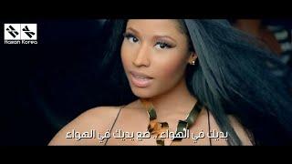 BTS - IDOL (Feat. Nicki Minaj) [ Arabic Sub ] الترجمة العربية