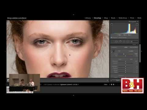 Live Shootout and Lightroom 5 Retouching