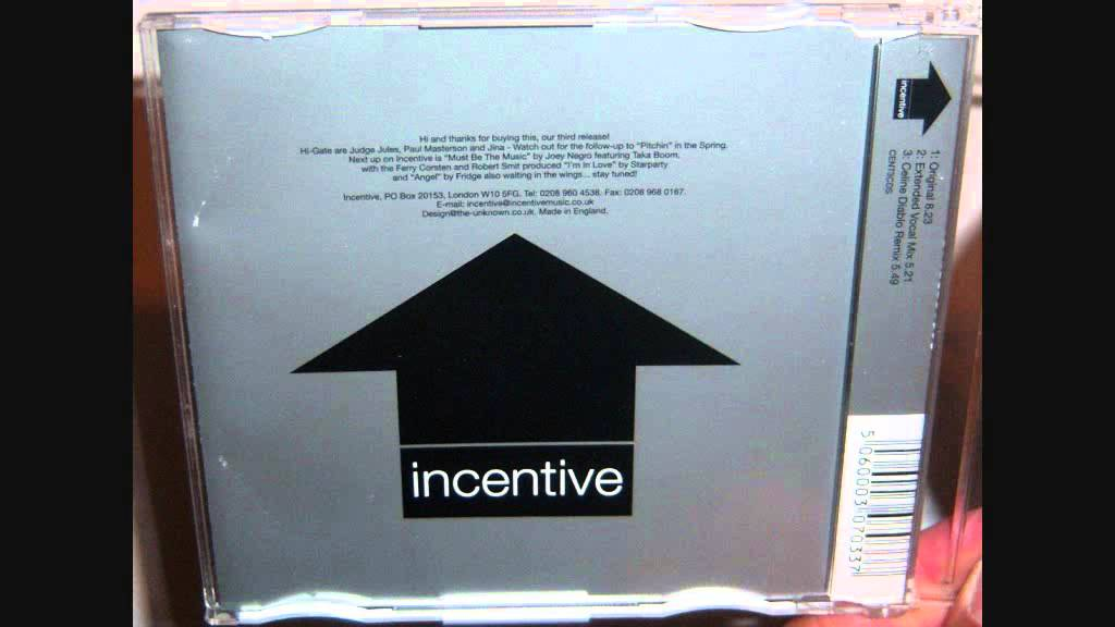 Hi- Gate - Pitchin' (in every direction) (2000 Extended vocal mix)