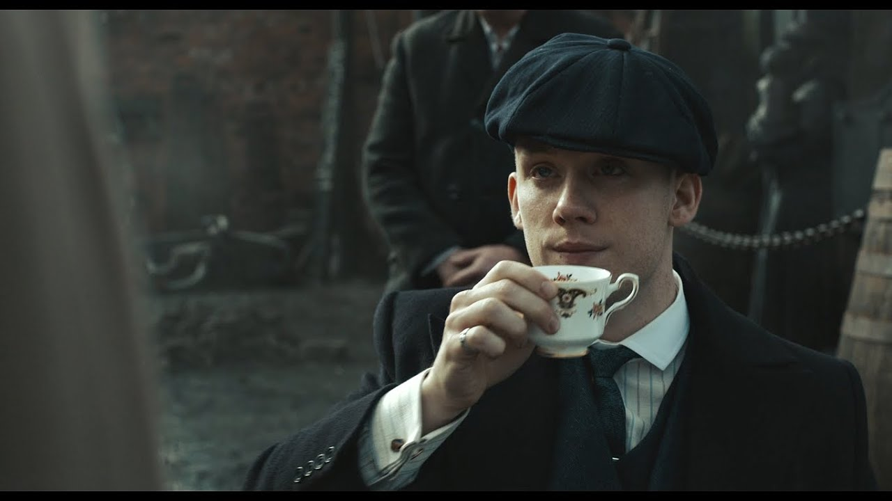 Download John and Arthur at tea with the Italians   S03E02   Peaky Blinders.