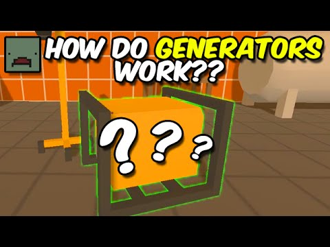 UNTURNED: How do Generators work?