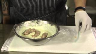 How To Make Deep-fried Pigs In A Blanket With Pancake Batter : Shrimp Recipes & More