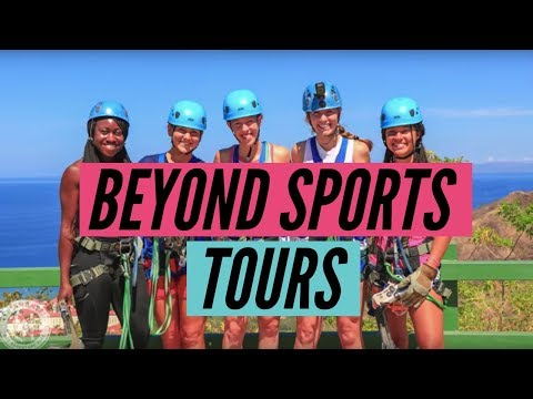 Our Trip To Costa Rica with Beyond Sports  - Contest Inside!