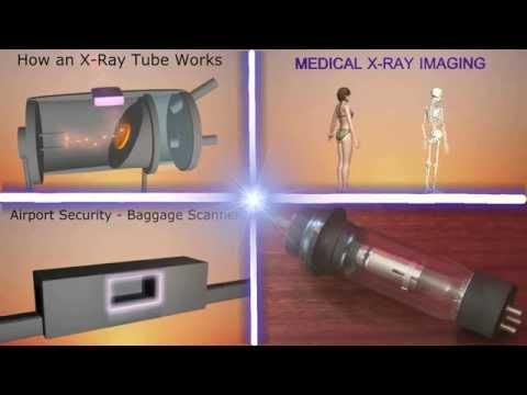 X-Ray Tube Working Principle and Xray Applications