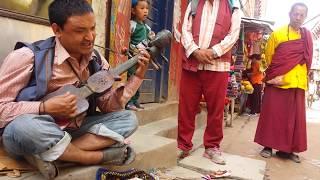 Bir Bahadur || Playing Tungna वीरबहादुर ||