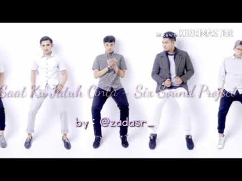 Saat Ku Jatuh Cinta - Six Sound Project(lirik)