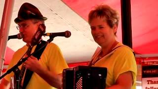 "Polka Music @ Czech Days Barefoot Becky  ""Milwaukee Waltz"""