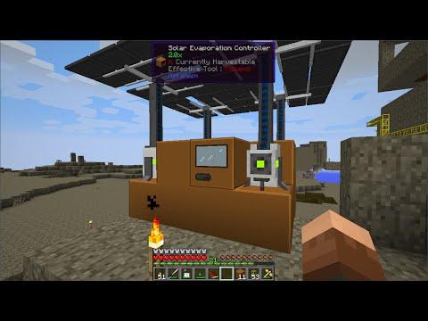 minecraft-regrowth---ep-28---solar-evaporator