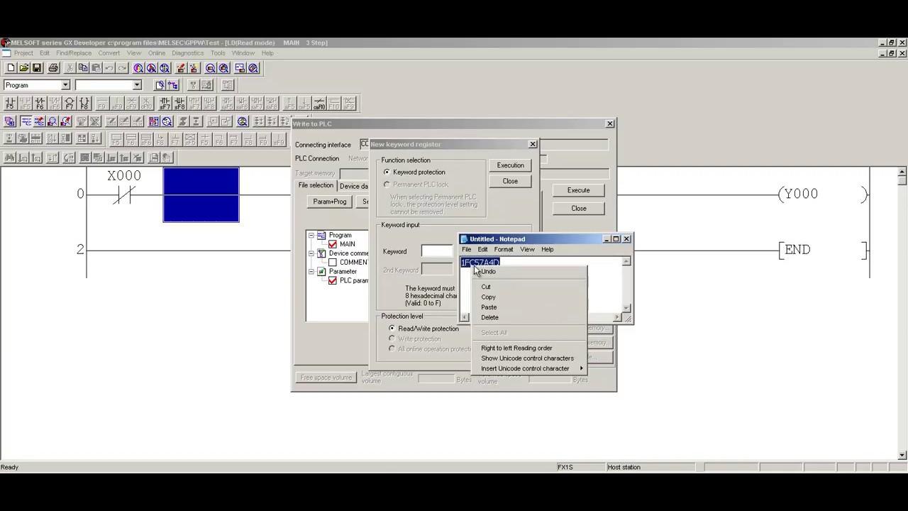 mitsubishi plc password crack software free download