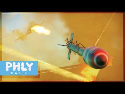 HUGE DILDO ROCKET = EFFICIENT TANK KILLER (War Thunder Memes)