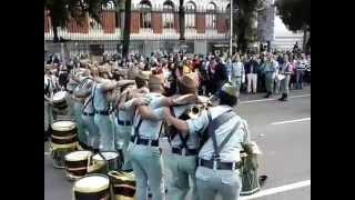 La legión. Fiesta Nacional de España, 12 de Octubre de 2015.